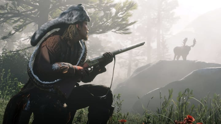 Red Dead Online Free Roam Events will add Legendary Animal Protection and Wild Animal Tagging for The Naturalist Frontier Pursuit.
