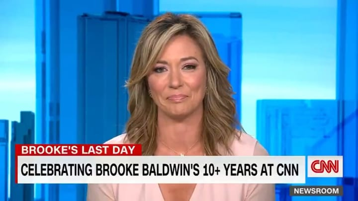 Brooke Baldwin signs off of CNN for the final time