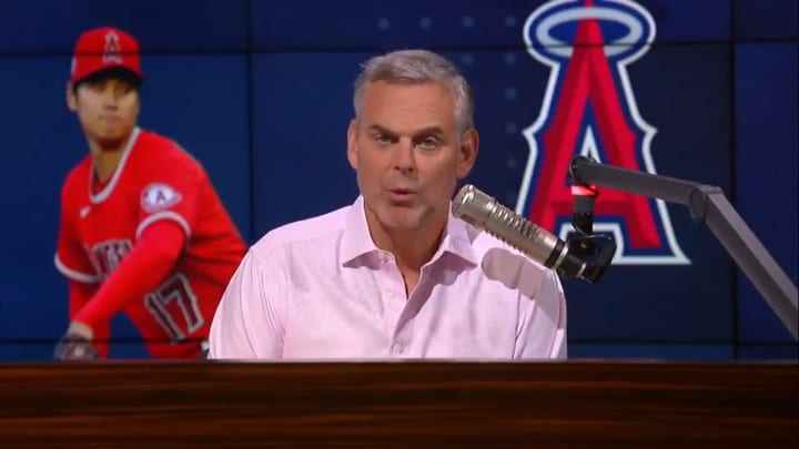 """Colin Cowherd discusses Shohei Ohtani on """"The Herd with Colin Cowherd"""""""