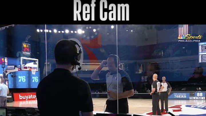 NBA Ref Cam