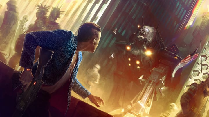 Which classes can you play as in Cyberpunk 2077?