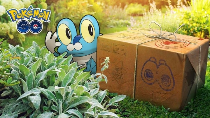 Trainers in Pokemon GO are eager to learn how to get Froakie in order to complete the Fifth Anniversary Collection Challenge.
