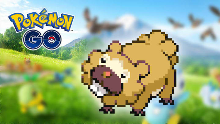 Is there a way to catch a Shiny Bidoof in Pokémon GO?