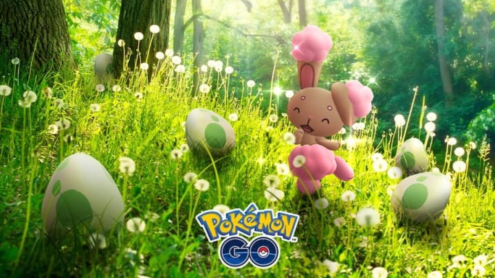 Niantic Labs announced that Buneary will be the featured Pokemon for the Pokemon GO Spotlight Hour on Tuesday, April 6, with a shiny chance.