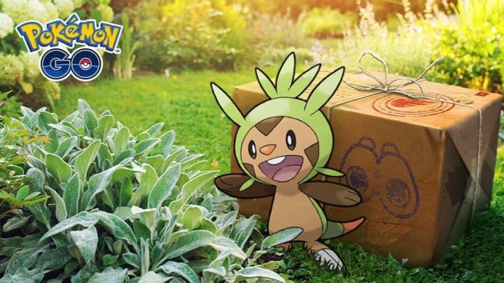 How to Get Chespin in Pokemon GO
