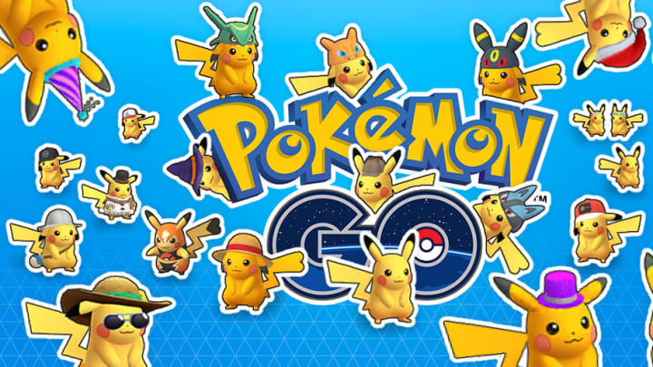 Why are there so many Pikachus in Pokemon GO?