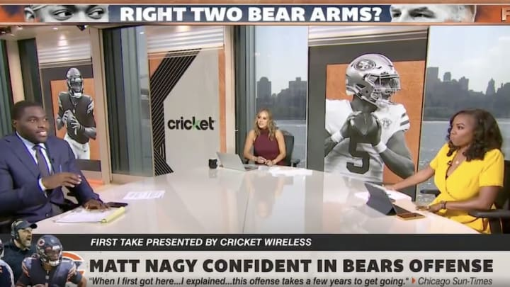 Love bear arms.