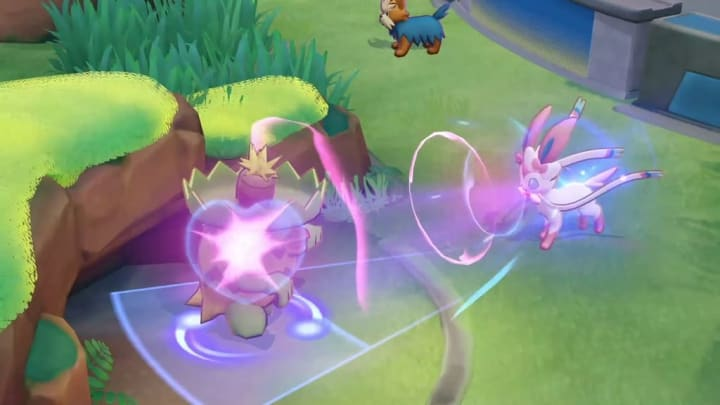 A new set of Pokemon have rotated in as part of Pokemon UNITE's weekly Free Rotation feature.
