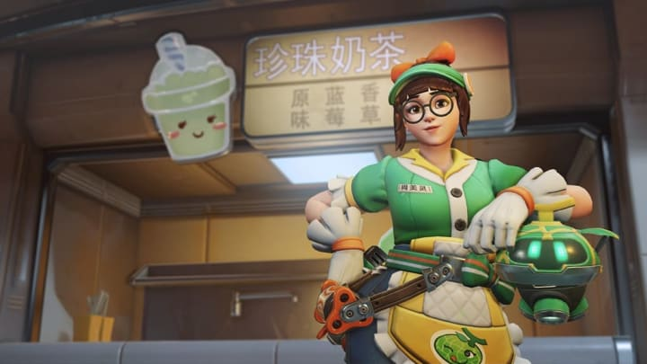The Anniversary Event for Overwatch is expected for May 2021.