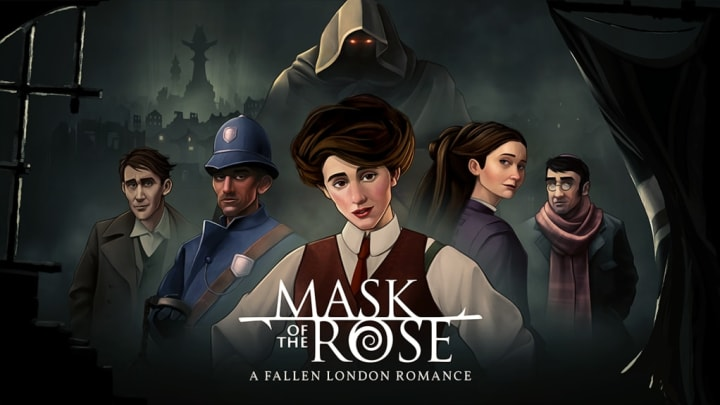 Mask of the Rose hit its initial funding ask, ensuring the game's release.