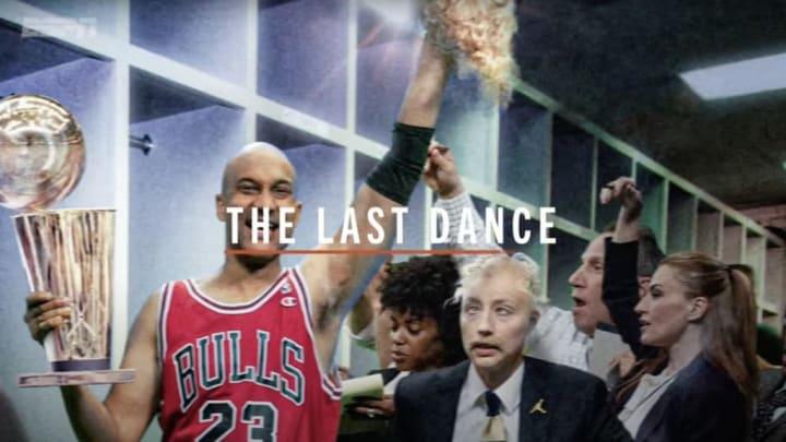 The Last Dance on Saturday Night Live.