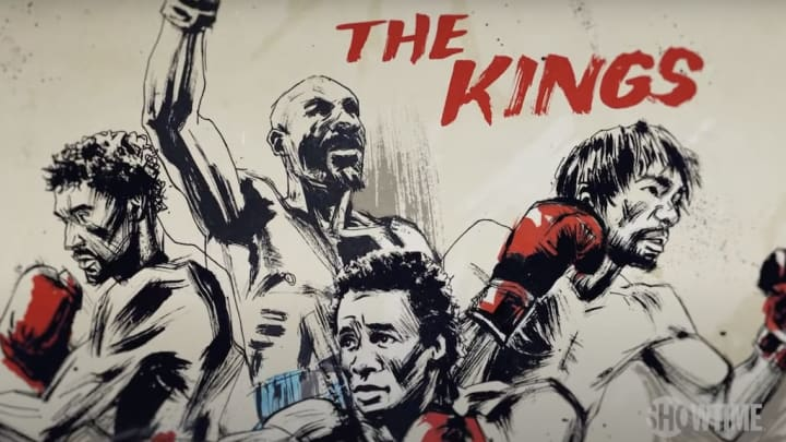 'The Kings' artwork.