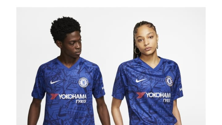 This 2019/20 Chelsea Home Stadium Shirt is just £42.47 this weekend only.