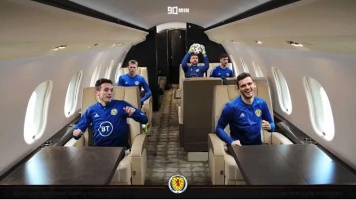 Who's making the Scotland squad?