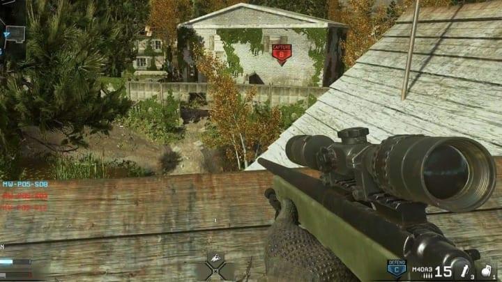 M40A3 (Call of Duty 4: Modern Warfare)