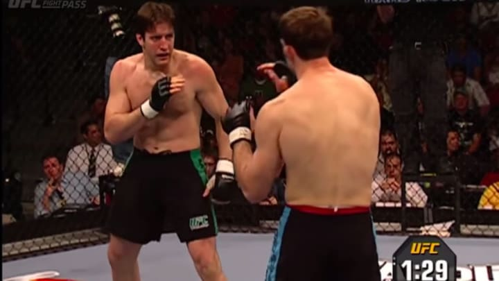 Stephan Bonnar and Forrest Griffin squared off 15 years ago today in a fight that changed the UFC forever.