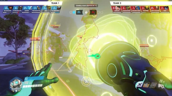 Lucio boops make the enemy team rage quit in a new video.