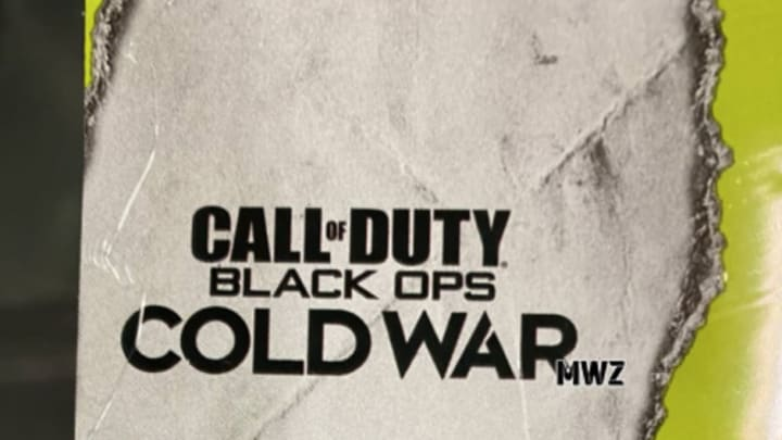 Call Of Duty 2020 Official Title Possibly Leaked Through Doritos Promo
