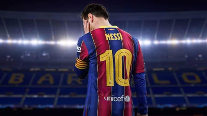 Mercato : Lionel Messi s'éloigne du FC Barcelone !