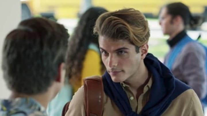 Omar Wahab forma parte del elenco juvenil de La Suerte de Loli