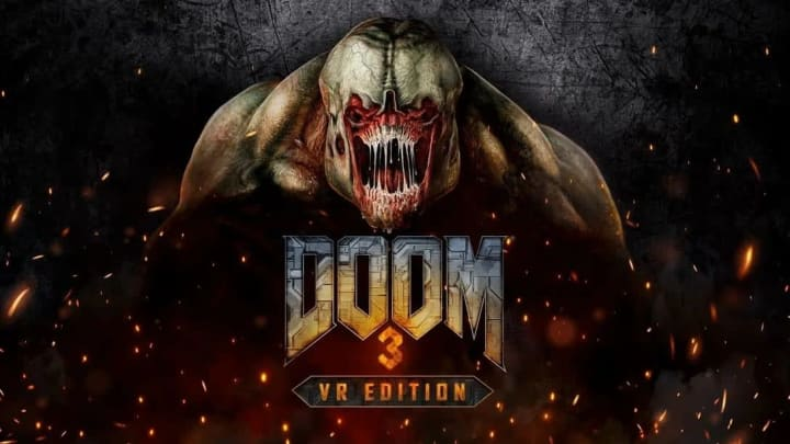 Sony and Bethesda Softworks have announced Doom 3 is coming to PlayStation VR with its very own VR Edition.