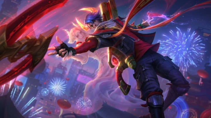 What is Lethality in League of Legends?
