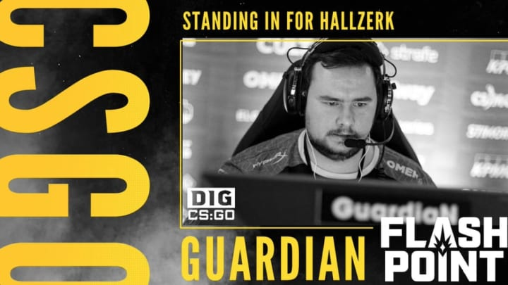 """Ladislav""""GuardiaN""""Kovács will play for Dignitas' Counter-Strike: Global Offensive roster on loan from Natus Vincere."""