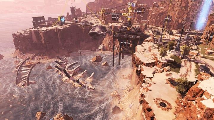 Apex Legends Kings Canyon season 8 update