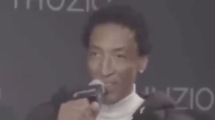 Scottie Pippen suggests Kobe Bryant was better than Michael Jordan because of his work ethic and intensity