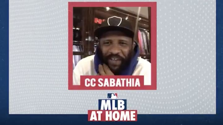 CC Sabathia told Desus and Mero that he'd never throw back a home run ball as a fan.