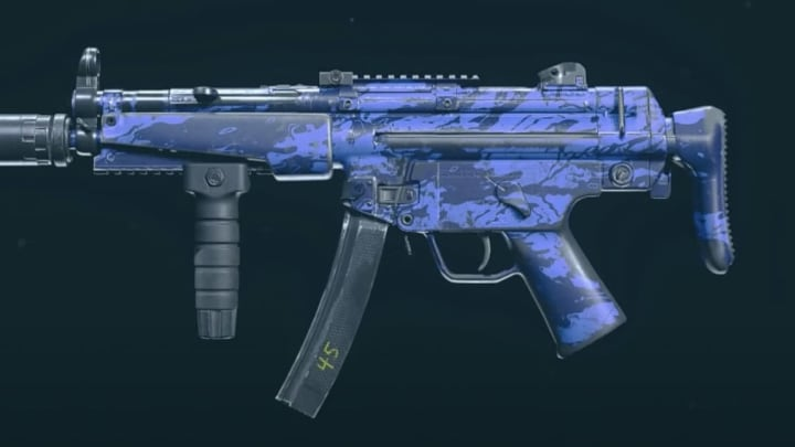 The MP5 is back for Season 3 of Warzone
