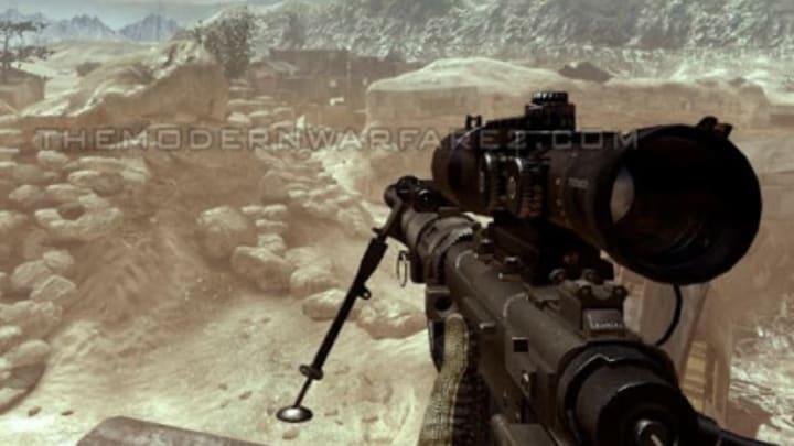 Intervention (Call of Duty: Modern Warfare 2)