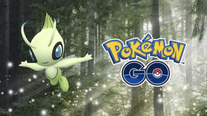 A Ripple in Time Pokémon GO 2021 isn't different than the original quest series to catch Celebi.