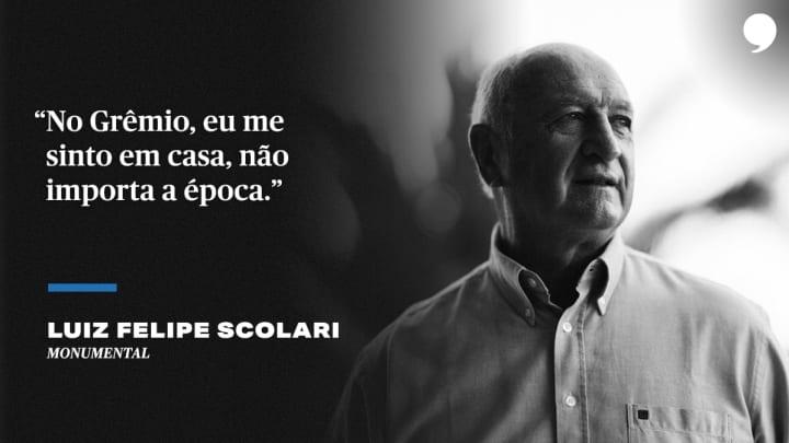 Felipão Scolari The Players Tribune