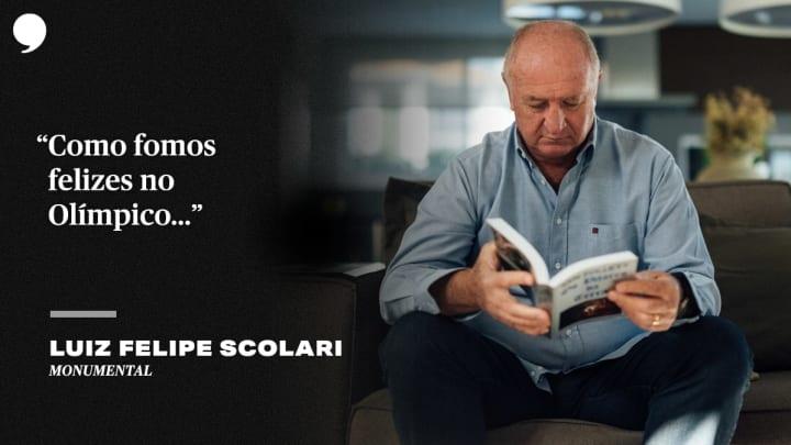 Felipão The Players Tribune Scolari