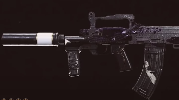 The Groza Assault Rifle