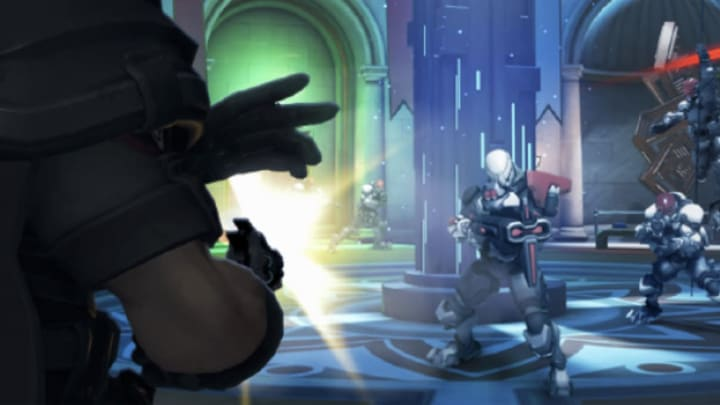 Completing the Overwatch's Archive's Week 2 challenges will reward you with the Subaquatic Zenyatta Icon, Spray, and skin.