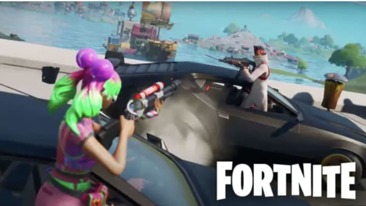 A recent Fortnite leak suggests a new weapon of sorts could be making its way to live servers.