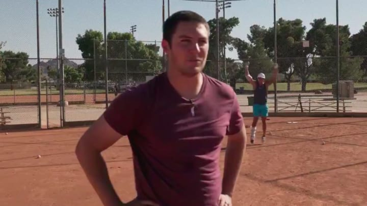 Cincinnati Reds pitcher Trevor Bauer took shots at the Houston Astros in his latest video.