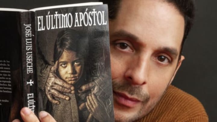 José Luis Useche acaba de estrenar su novela El Último Apóstol