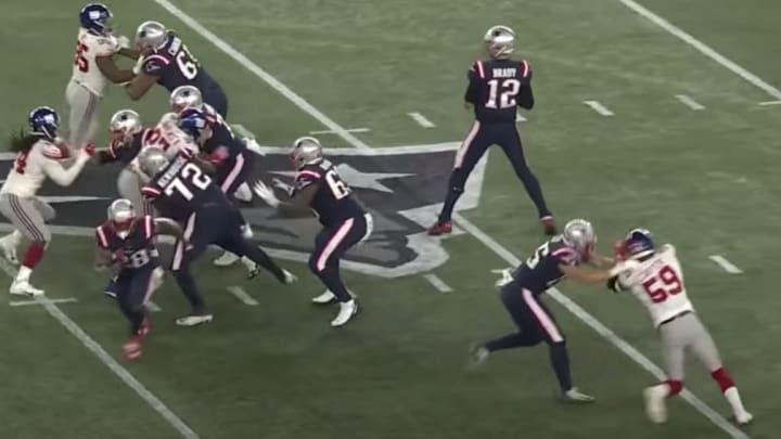 VIDEO: Remembering when Markus Golden blindsided Tom Brady for a strip-sack TD.