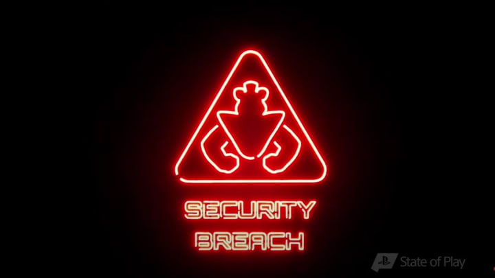 Security Breach, the latest installment in the FNAF franchise has officially been revealed at the Feb. 25 PlayStation State of Play broadcast.