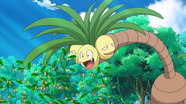 Alolan Exeggutor in Pokemon GO can't be evolved from an Exeggcute, here's how to catch it