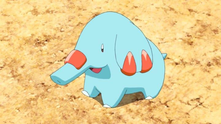 Is there a Shiny Phanpy in Pokémon GO?