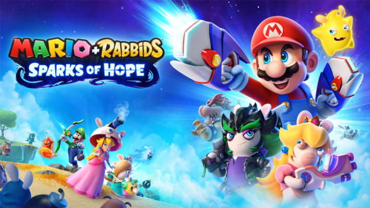 Mario + Rabbids Sparks of Hope leaked Saturday ahead of Ubisoft's Forward broadcast.