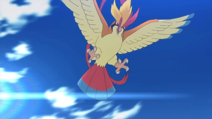Mega Pidgeot might be coming to Pokemon GO in the near future