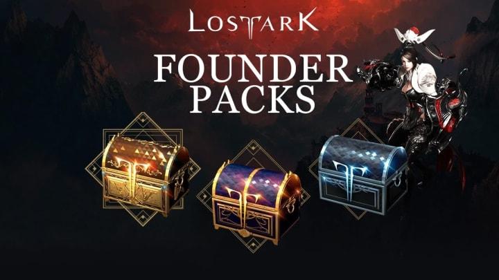 Lost Ark Founders Pack