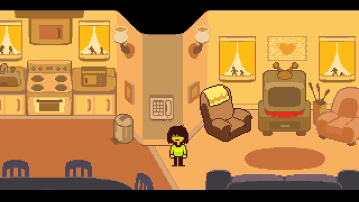 Deltarune Chapter 2 is free on Nintendo Switch, just as it is on other platforms.