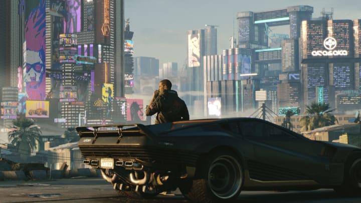 Cyberpunk 2077's first DLC released.