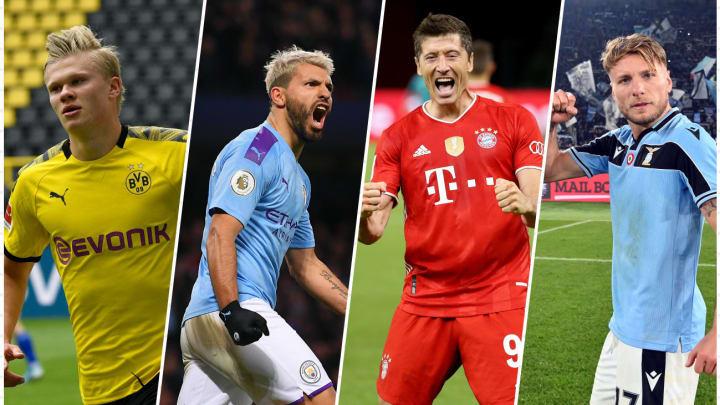 Die besten Stürmer bei FIFA 21